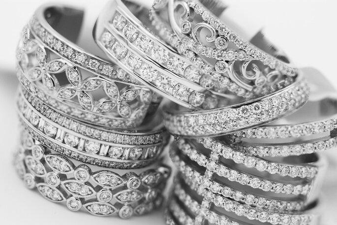 La Maison de l'Alliance & du Diamant - boutique de bijoux pour votre mariage - à Paris