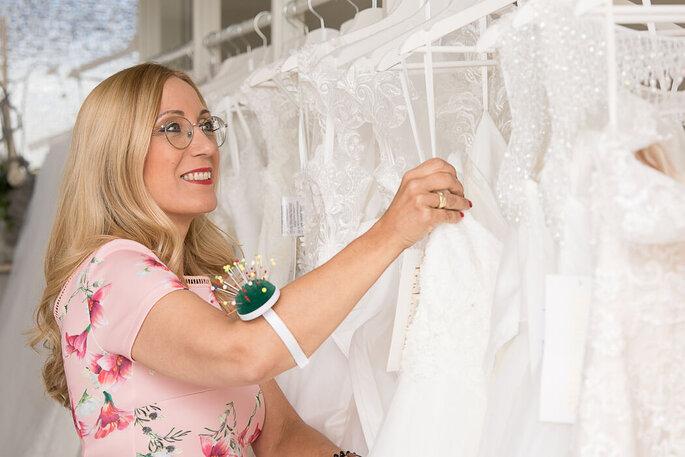 Brautkleid Stefanie Sichtling´s Glücksmomente