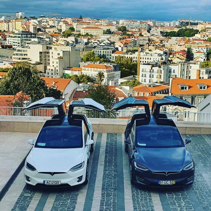 Modelos Tesla
