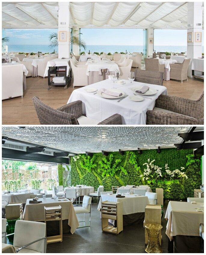 Besaya Beach y Restaurante Dani García