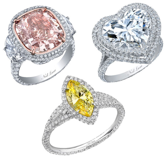 Image - Engagement Rings by Neil Lane Photography