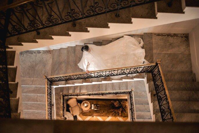 Escadas Copa