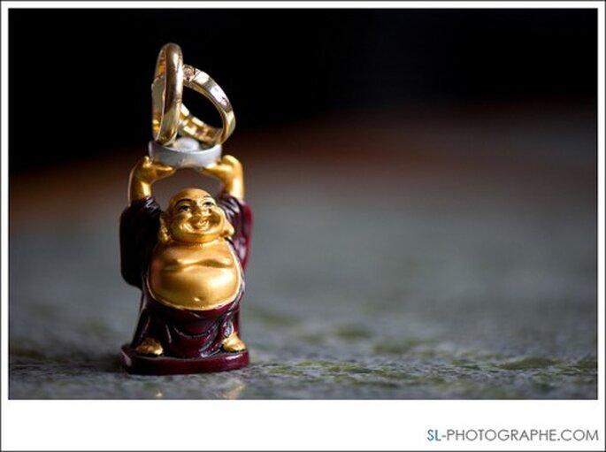 Zen attitude avant le mariage... - Photo: Sébastien Letourneur