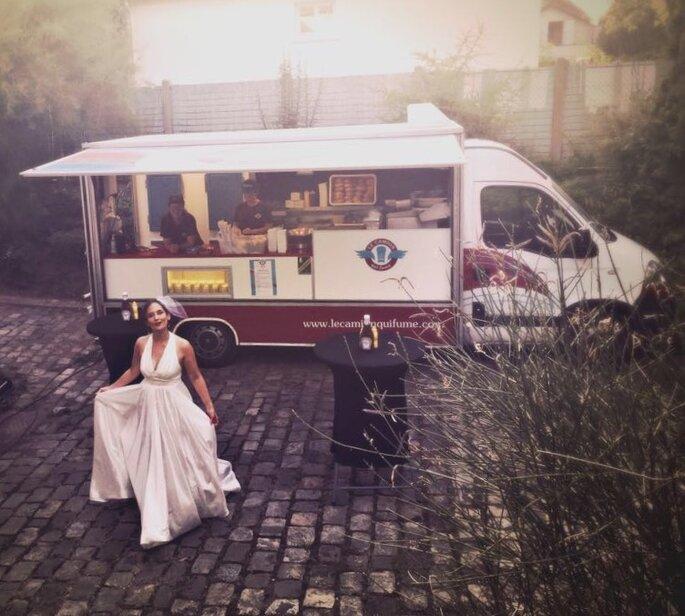 Photo : Aline Chau - Le Camion qui fume