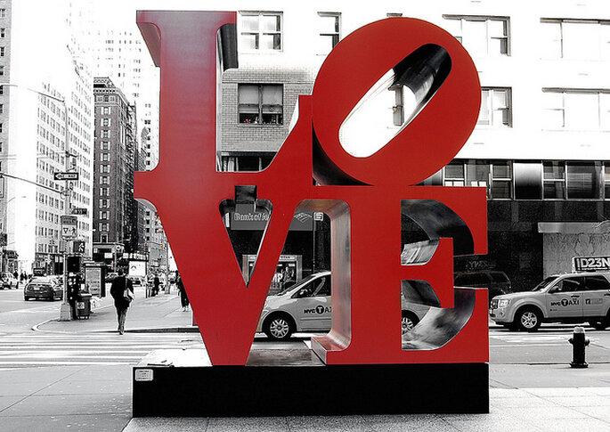 Escultura en NYC. Foto: Colette Ngo Ndjom