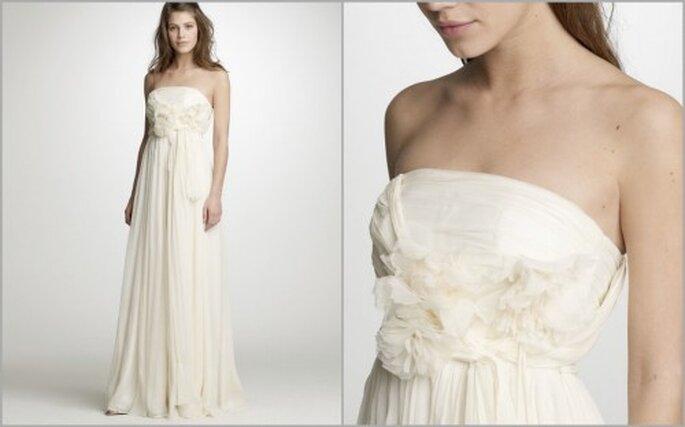 vestido bege 2011
