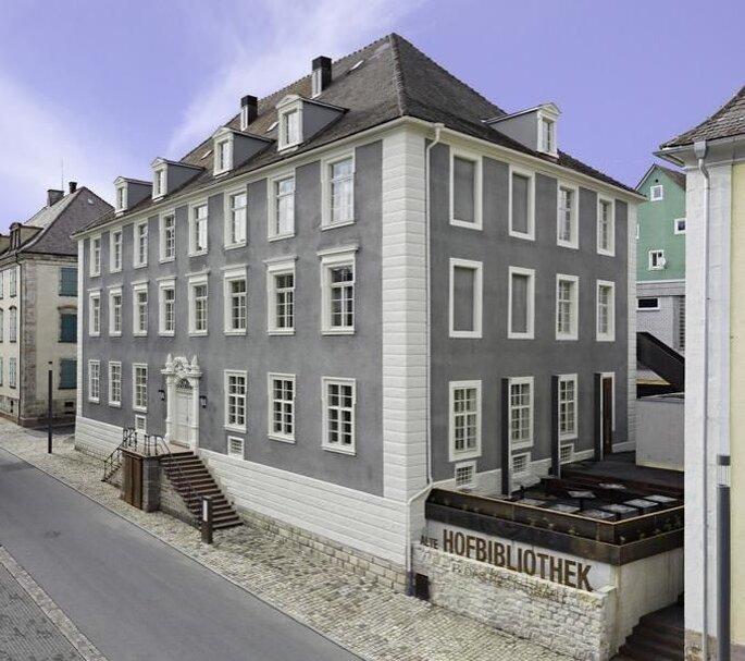 Alte Hofbibliothek