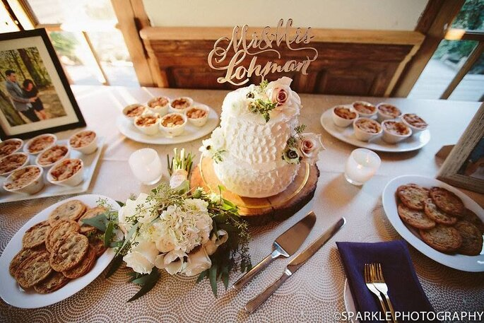 Blissful Events / photo: Sparkle Photography