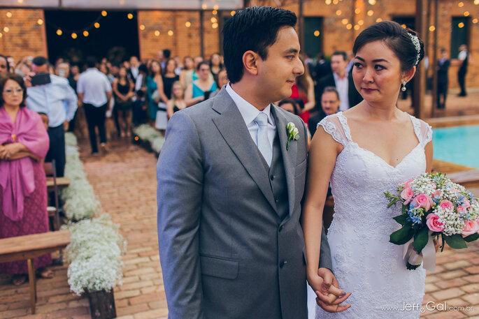 cerimonial casamento rústico