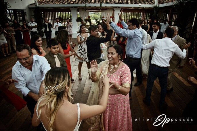 Foto: Julieta Posada Wedding Photography