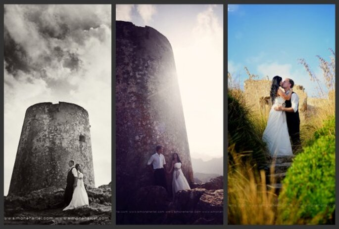 Wunderschöne Aufnahmen am Ort des Heiratsantrages - Fotos: Simone Hertel