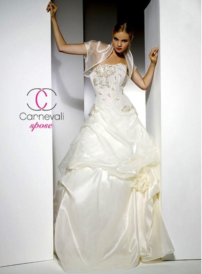 Modello Aria ©Carnevali Spose