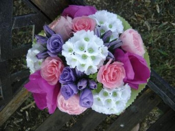 Bouquet printanier - Création de Anjuya sur creavea.com