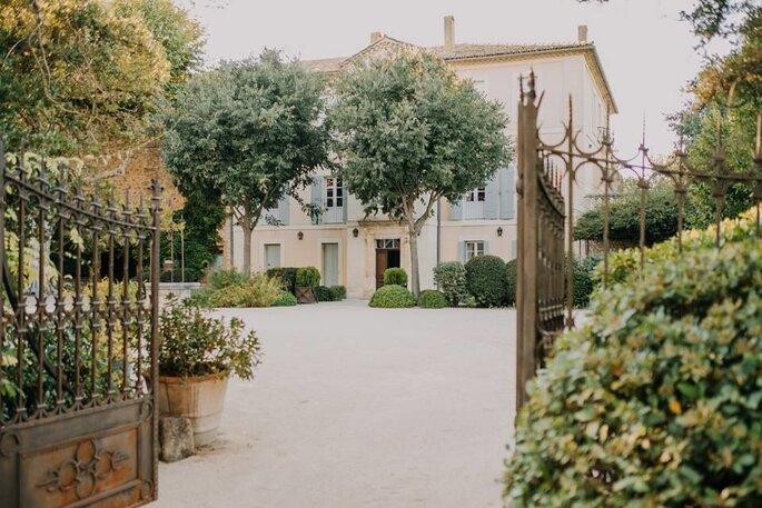 Le Château La Tour Vaucros, lieu de réception en Provence