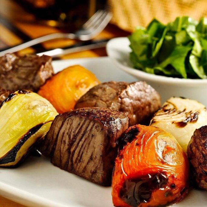 buffet eventos comida árabe