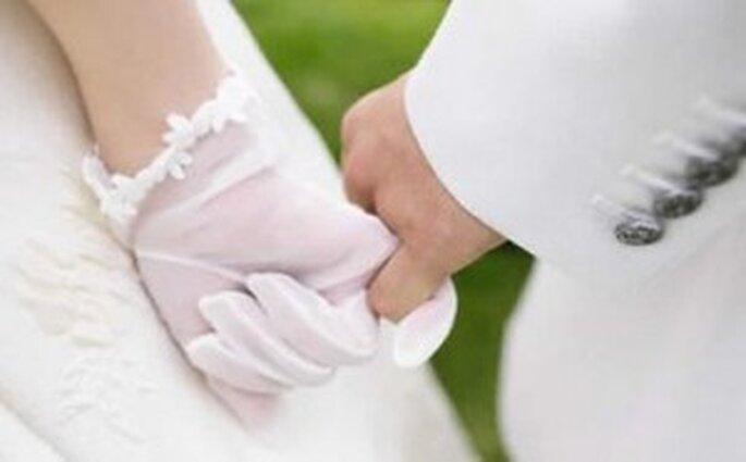 Gants de mariée 2010