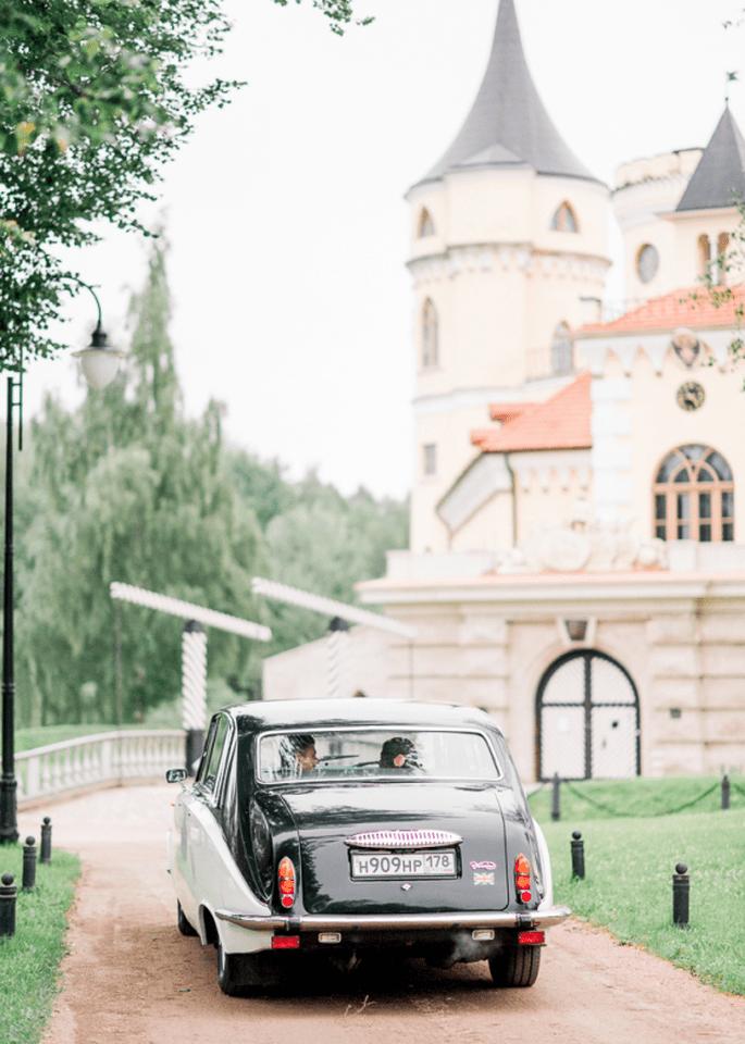 Замок БИП, фотограф Юлия Зиновьева