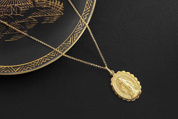 Medalla Milagrosa Argyor