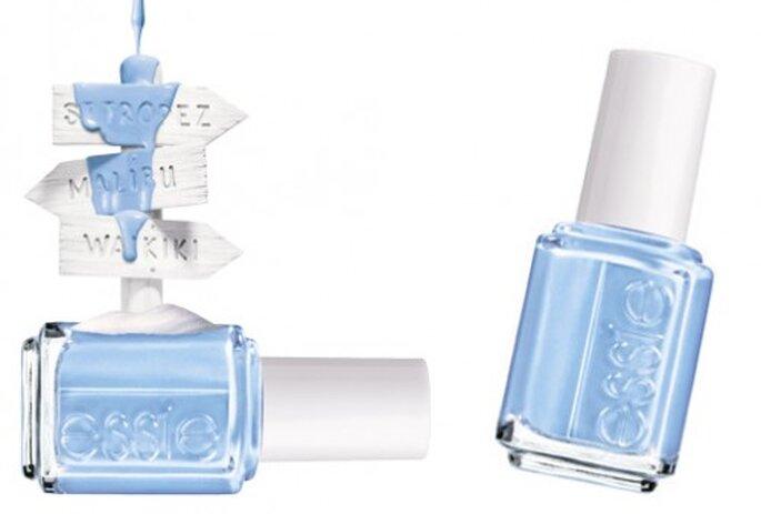 Azul pastel el color de moda en el 2013 - Foto Essie