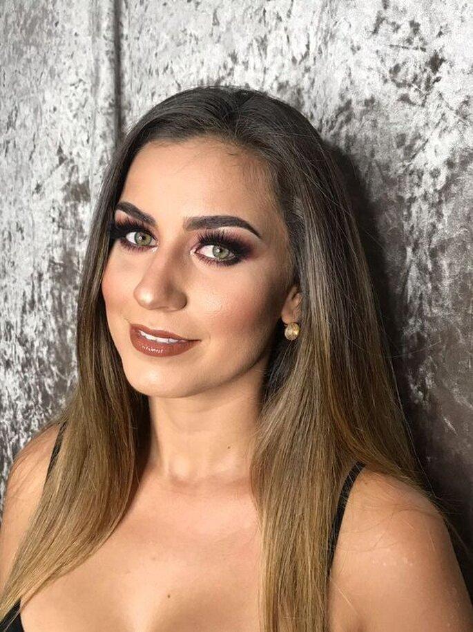 Leydi Cano Makeup en Cancún