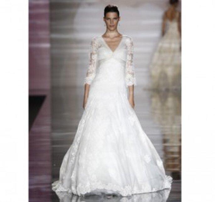 Vestido de Noiva Capricórnio