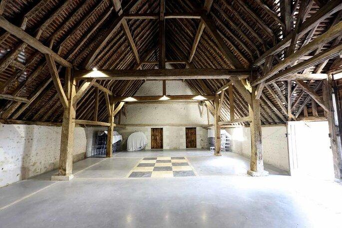 La Grange des Barres - Lieu de réception de mariage - en Indre-et-Loire
