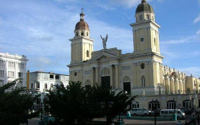 Catedral Nuestra Señora de la Asunción - Santiago de Cuba