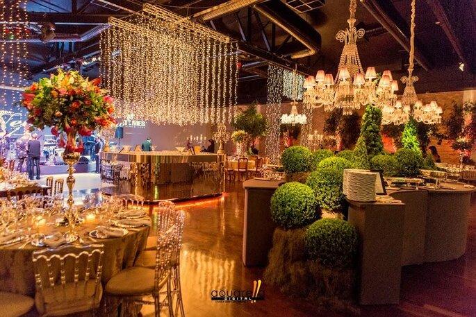 Gllória Eventos - Decorações - melhores decoradores de casamento de São Paulo