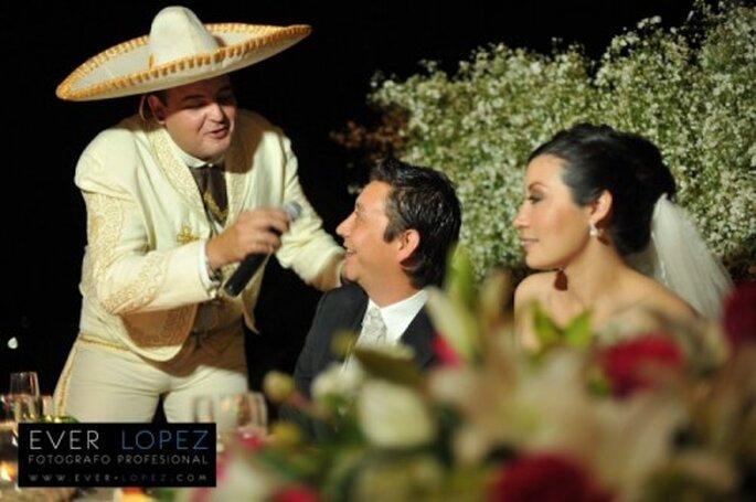 Boda temática mexicana. Fotografía Ever Lopez