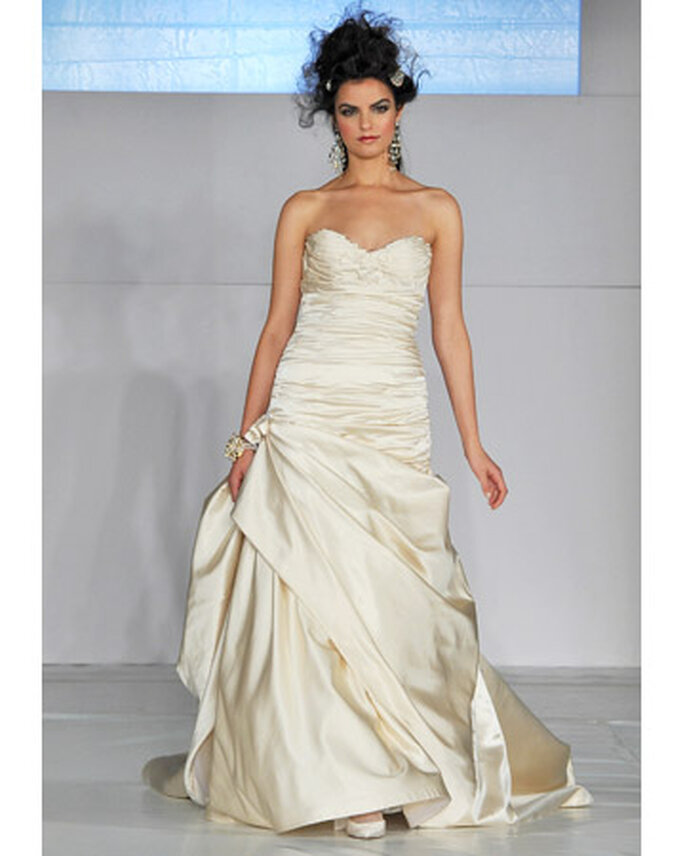 St. Pucchi Fall 2010 Bridal Collection