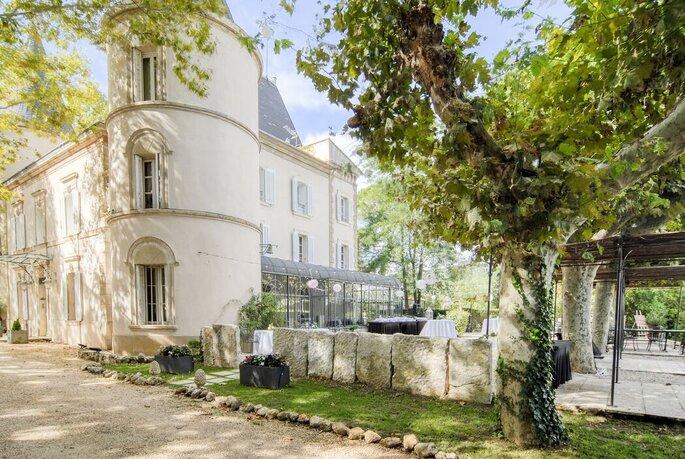 Le Château de Nans - Lieu de réception de mariage - Var