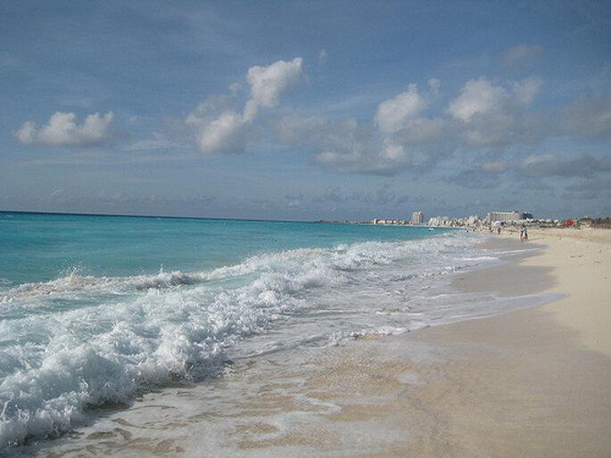 Luna de miel en Cancun - Foto ricardodiaz11