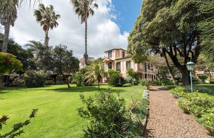 Quinta Splendida Wellness & Botanical Gard