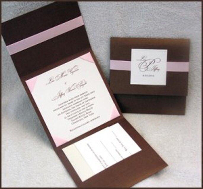 A través de Internet podrás encontrar diversas opciones para escoger tu invitación de boda soñada