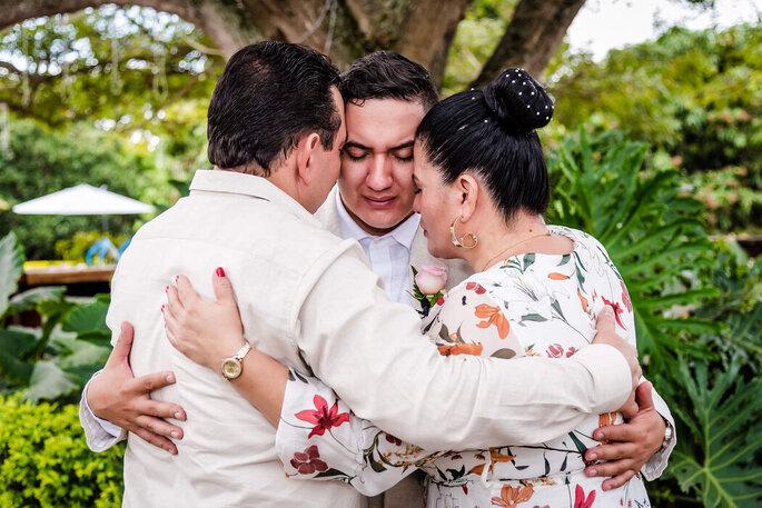 Reyes Studio Fotografía de bodas Cali