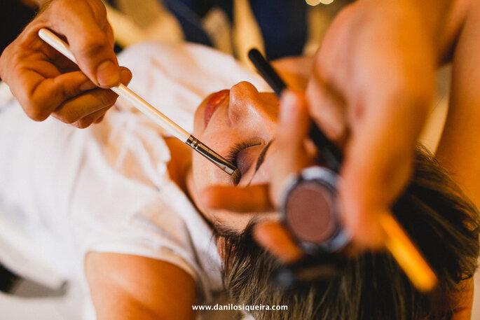 Cabelo e maquigem: Henrique Foizzer | Foto: Danilo Siqueira