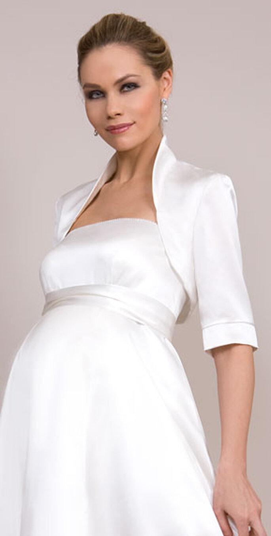 Brautkleid für Schwangere von Tiffany Rose