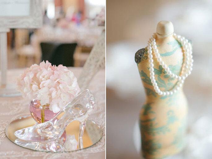 Parisian inspired bridal shower - Photo: Elizabeth Kaye