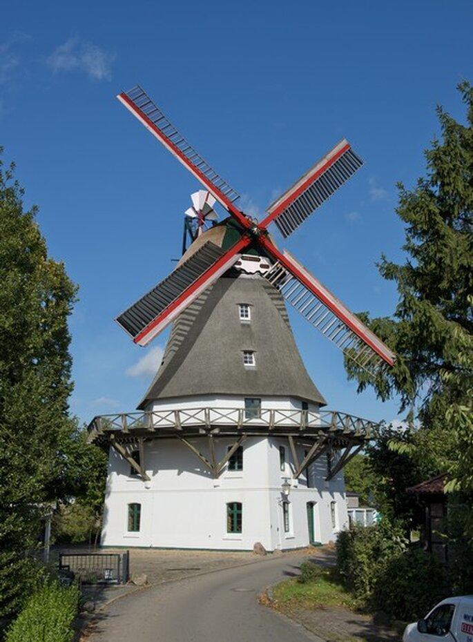 Besondere Trauorte in ganz Deutschland
