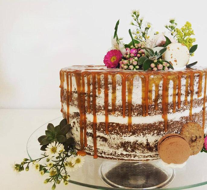 Os bolos da Betah   Foto: Divulgação