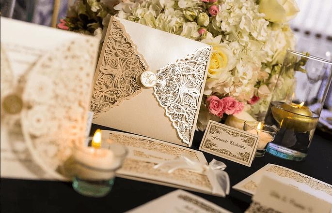 Lasercraft Invitaciones para bodas en Bogotá