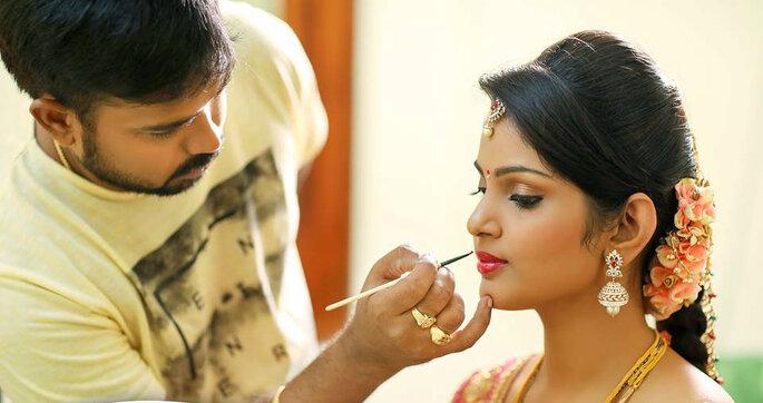Photo: Blush Fine Makeup Art.