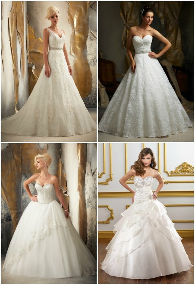 Scopri con la fantastica Mori Lee 2013 Bridal Collection! Foto: www.morilee.com