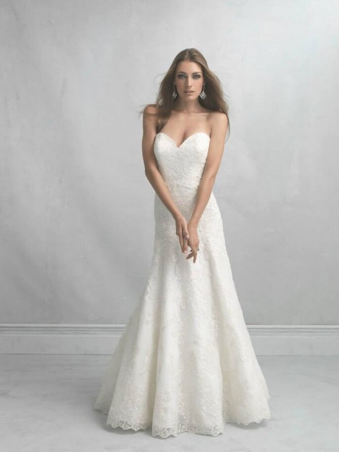 Vestidos de novia con un toque de lujo exquisito - Foto Madison James