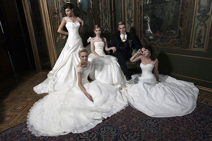 Dolores Tommasi Alta Moda Spose