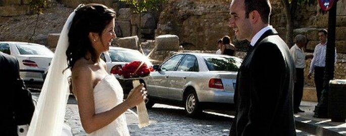 Bouquet de mariée préservée