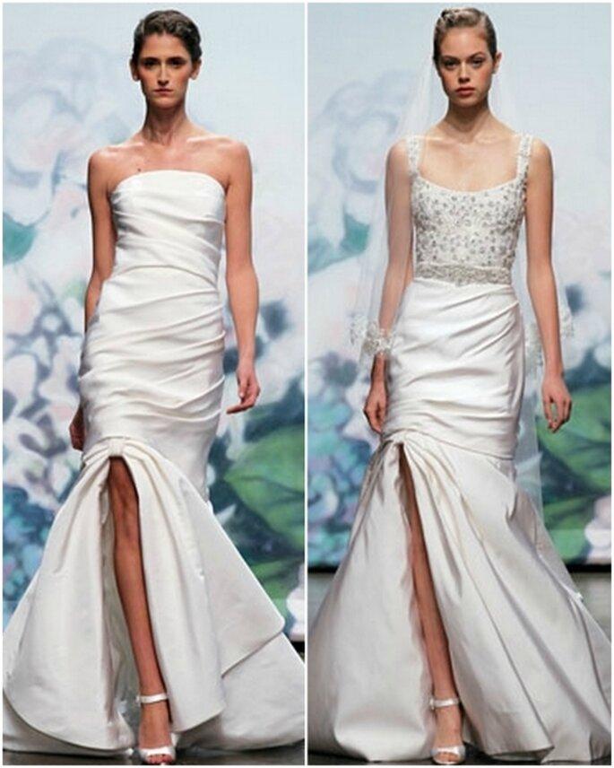 Vestido de novia Monique Lhuillier 2012