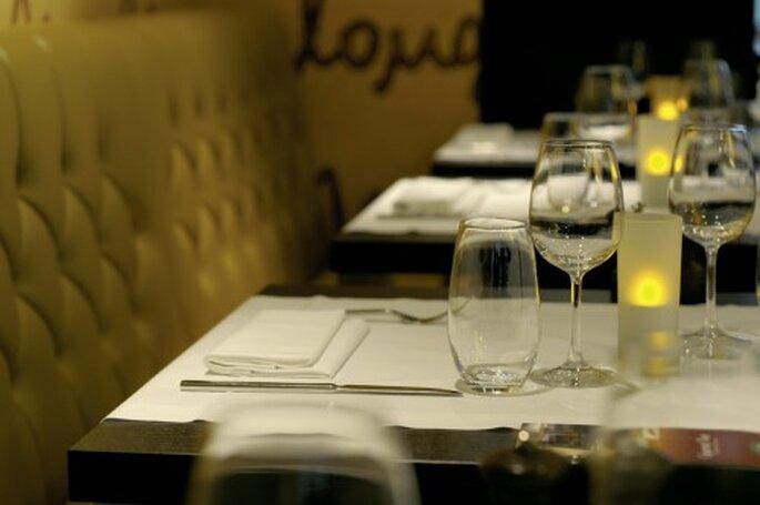 La Brasserie Victor Hugo du chef Damien Delgado. Photo: Mövenpick Hotel.