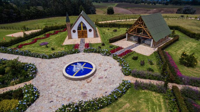 Hacienda La Victoria Hacienda para bodas Bogotá