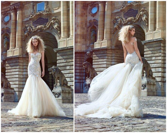 Image: Galia Lahav Ivory Tower Haute Couture Collection, dress 1610 Adeline